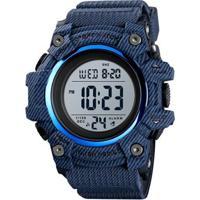 Relógio Menino Skmei Digital - Unissex-Azul
