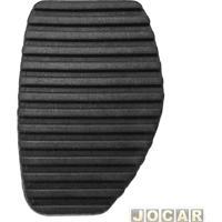 Capa De Pedal - Alternativo - Xsara Picasso 2.0 - 2001 Em Diante - Embreagem - Preta - Cada (Unidade)