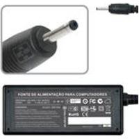 Fonte P/ Netbook Asus 19 Volts / 40 Watts / 2.1 Amp 608