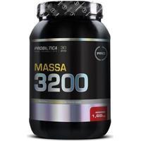 Massa 3200 - 1,68Kg - Probiótica - Morango