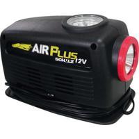 Compressor De Ar Com Lanterna 12V Schulz