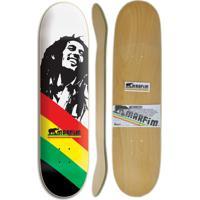 Shape Marfim Skateboards Bob 7.8