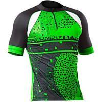 Camisa Ciclista Speed Iv Masculina - Masculino