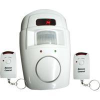 Alarme Sem Fio Com Sensor De Presença Com Controle Remoto 6060 Key West