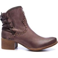 Bota Elite Country Clint Feminina - Feminino-Cafe