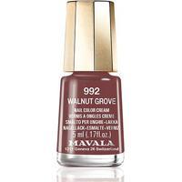 Mini Esmalte Cremoso Mavala Color Walnut Grove N992 5Ml - Feminino-Incolor