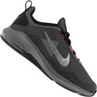 Tênis Nike Air Max Alpha Trainer 2 - Masculino - Cinza Escuro