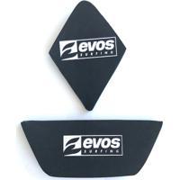 Protetor Prancha De Surf Evos Surfing Bico E Rabeta Modelo Squash - Unissex