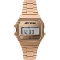 Relógio Mormaii Feminino Vintage Dourado Mojh02Ai4J