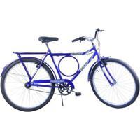 Bicicleta Aro 26 Masculina Barra Circular Vb - Masculino