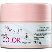 Máscara Knut Amino Color 300G - Unissex-Incolor