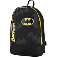 Mochila Liga Da Justiça Batman - Infantil - Preto