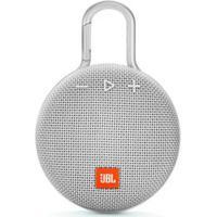 Caixa De Som Bluetooth Jbl Com Potência De 3,3 W Para Ios, Android E Windows Phone Branco - Clip3