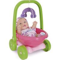 Baby Junior Carrinho 3 Em 1 - Cotiplás Cot2187