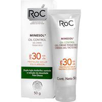 Protetor Solar Roc Minesol Oil Control Fps 30 50G - Unissex-Incolor