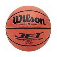 Bola De Basquete Wilson Jet Competition N.6 - Unissex-Laranja