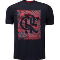 Camiseta Do Flamengo Pride 20 - Masculina - Preto