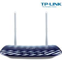 Roteador Wireless Tp-Link Archer C20 Com Velocidade De 733Mbps, Banda De Frequência 2.4Ghz (11N) E 5.0Ghz (11Ac), 2 Antenas Externas E Protocolo Ipv6