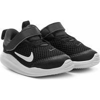 Tênis Infantil Nike Acmi Td Masculino - Masculino-Preto+Branco