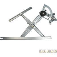 Máquina De Vidro - Zinni & Guell - F250/350-2 Portas - Manual - Lado Do Motorista - Cada (Unidade) - R.5226E