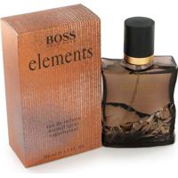 Boss Elements De Hugo Boss Eau De Toilette Masculino 50 Ml