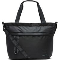 Bolsa Tote Nike Sportswear Essentials Transversal - Unissex-Preto+Cinza