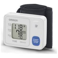 Aparelho De Pressão Digital De Pulso Omron Control Hem-6124