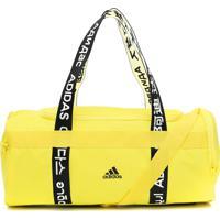 Mala Adidas Performance 4Athlts Duf S Amarela