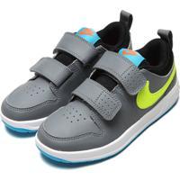 Tênis Nike Menino Pico 5 Cinza