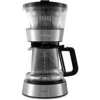 Cafeteira Elétrica Britânia Bcf36Pi, 32 Xícaras, 800W, 110V, Preto/Prata - 63901107