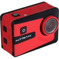 Câmera De Ação Smart 16Mp 4K Ultra Hd -Xtrax