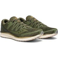 Tênis Saucony Freedom Iso 2 Masculino - Masculino-Verde