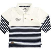 Polo Listras- Off White & Pretacharpey
