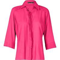 Camisa Feminina Canellado