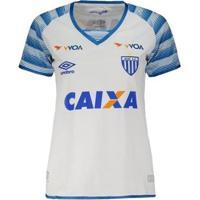 Camisa Umbro Avaí Oficial Ii 2017 Feminina - Feminino