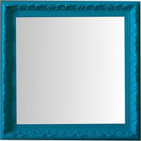Espelho Moldura Rococó Raso 16410 Anis Art Shop