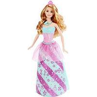 Barbie Princesa Penteados Mágicos Princesa Candy Fashion - Mattel