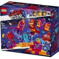 Lego The Movie 70825 Whatever Box Da Rainha Flaseria - Lego