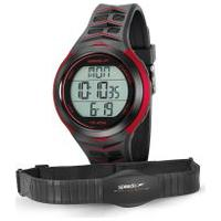 Kit De Relógio Digital Speedo Masculino + Monitor Cardíaco - 80621G0Evnp1 Preto