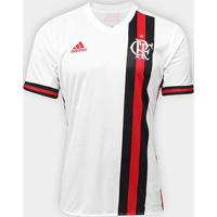 Camisa Flamengo Ii 17/18 S/Nº Torcedor Adidas Masculina - Masculino