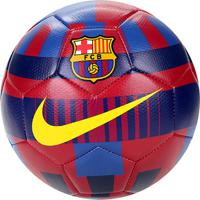 92f2b5f8b9 Netshoes  Bola De Futebol Campo Barcelona Nike Prestige - Unissex