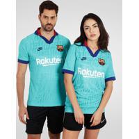 Camisa Nike Barcelona Iii 2019/20 Jogador Unissex