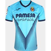 Camisa Villarreal Third 19/20 S/Nº Torcedor Joma Masculina - Masculino
