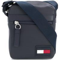 Tommy Hilfiger Logo Reporter Bag - Azul