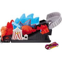 Pista Hot Wheels - Montanha - Russa Ataque Do Dino - Mattel