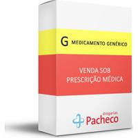 Aminofilina 200Mg Genérico Teuto 20 Comprimidos