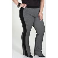 Calça Feminina Legging Flare Plus Size Marisa