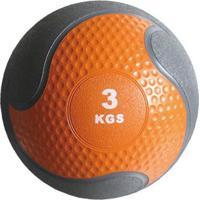 Medicine Ball 3Kg Crossfit Treino Funcional Wct Fitness - Unissex