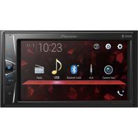 "Dvd Automotivo Pioneer Dmh-G22Bt, Tela 6,2"", Entrada Usb, Bluetooth, Preto"