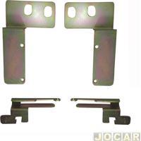 Suporte Da Trava Elétrica - Celta 2000 Em Diante - 2 Portas - Cada (Unidade)
